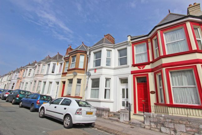 Thumbnail Flat to rent in Whittington Street, Pennycomequick, Plymouth