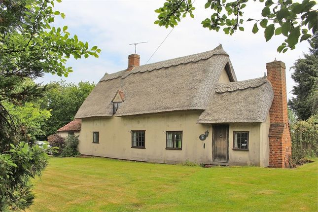 Thumbnail Cottage for sale in North End, Dunmow
