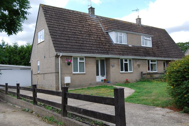 Thumbnail Semi-detached house for sale in Lime Avenue, Oundle