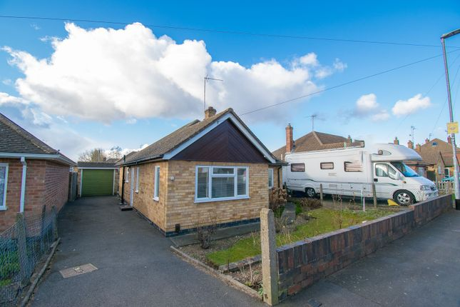 Thumbnail Bungalow for sale in Crowhurst Drive, Leicester