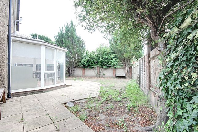 Thumbnail End terrace house to rent in Cheshunt Wash, Cheshunt, Waltham Cross