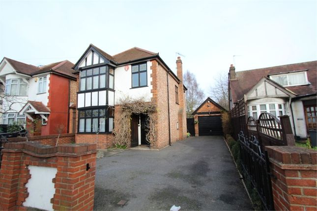 Thumbnail Detached house for sale in Bedfont Lane, Feltham, Middlesex