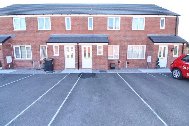 Thumbnail Terraced house for sale in Cefn Adda Close, Newport