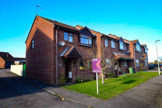 Thumbnail End terrace house for sale in Broadfield Road, Eastington, Stonehouse, Glos