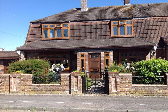 Thumbnail Semi-detached house for sale in Elliott Gardens, Romford