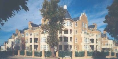 Thumbnail Flat to rent in Hampstead Way, London NW11,