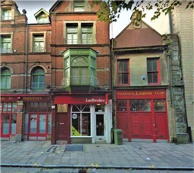 Thumbnail Retail premises to let in 43 Wind Street, Swansea, West Glamorgan