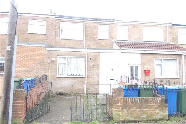 Thumbnail Terraced house to rent in Storey Street, Cramlington