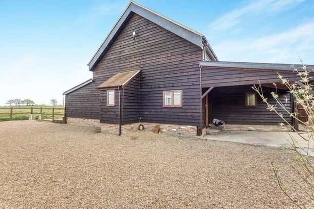 Thumbnail Barn conversion for sale in Partridge Lane, Newdigate, Dorking