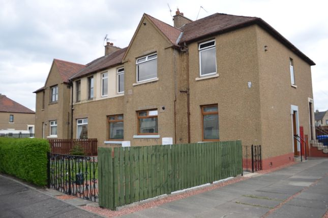 3 bed flat to rent in Hazel Road, Grangemouth FK3