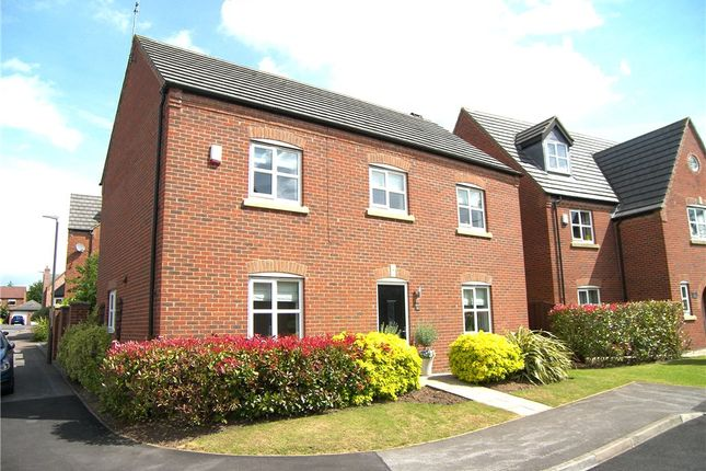 Thumbnail Detached house for sale in Haslam Place, Belper