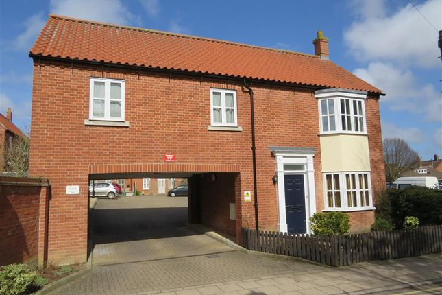 Thumbnail Detached house for sale in Burgh Road, Aylsham, Norwich