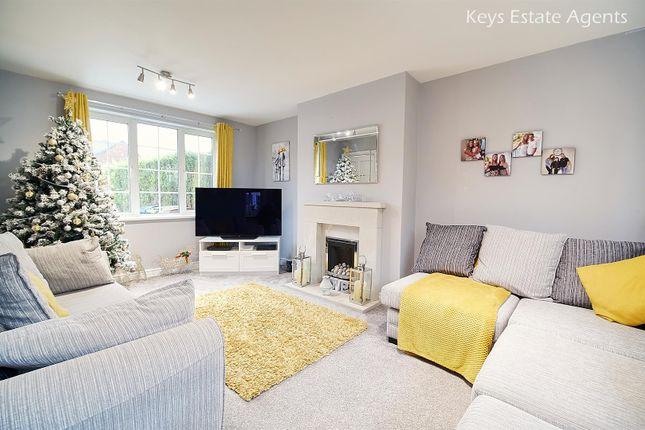 Lounge of Ridgway Drive, Blythe Bridge, Stoke-On-Trent ST11