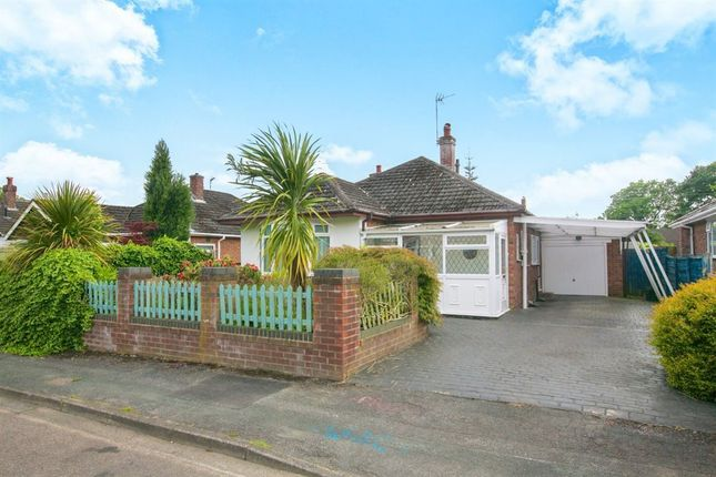 Thumbnail Bungalow to rent in 19 Stanneylands Dr, Ws