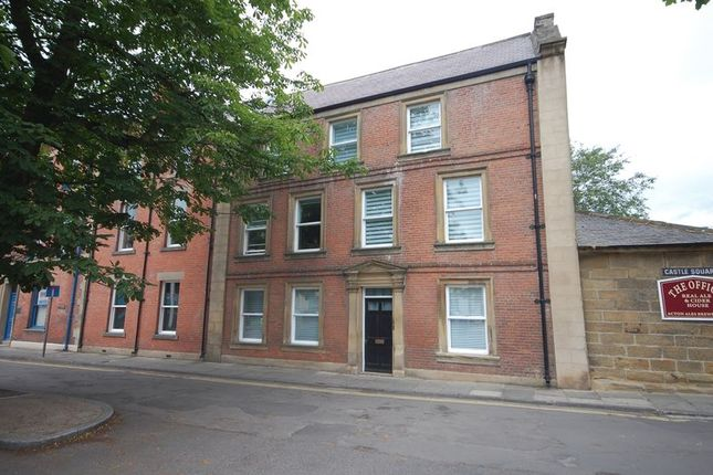 Thumbnail Flat for sale in Castle Square, Morpeth