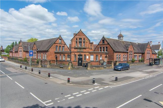 Thumbnail Commercial property to let in Centre And Right Hand Side Wing, Greasley Beauvale School, Beauvale, Newthorpe, Nottingham, Nottinghamshire