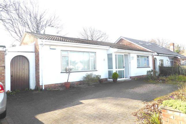 Thumbnail Detached bungalow for sale in Oakridge Road, Spital