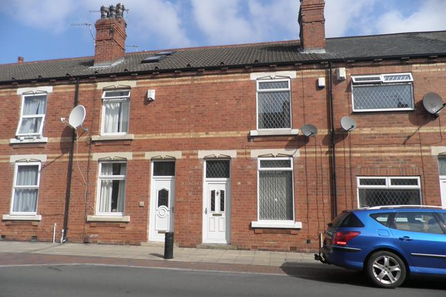 Thumbnail Terraced house to rent in Hugh Street, Castleford
