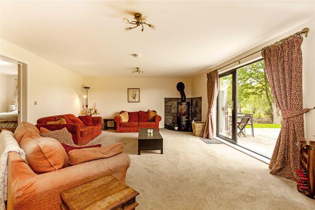 Sitting Room of Puttenden Road, Shipbourne, Tonbridge, Kent TN11