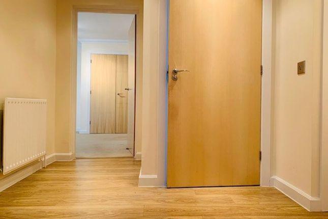 Hallway of Elizabeth House, Beaconsfield Road, Waterlooville PO7