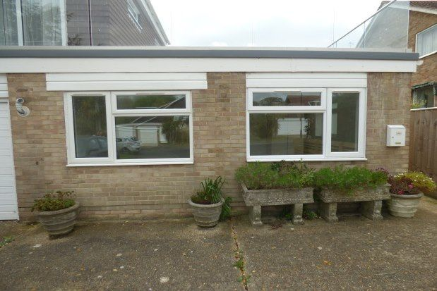 Thumbnail Bungalow to rent in The Annex, Seaview