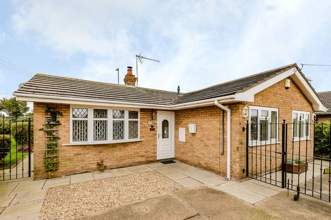 Thumbnail Detached bungalow for sale in Elizabeth Crescent, Skegness