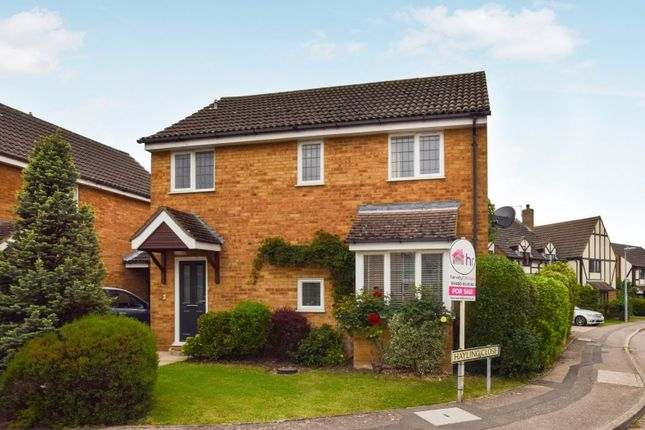 Thumbnail Detached house for sale in Hayling Close, Godmanchester, Huntingdon