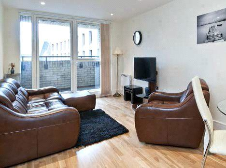 Thumbnail Flat to rent in Belgrave Court, 36 Westferry Circus