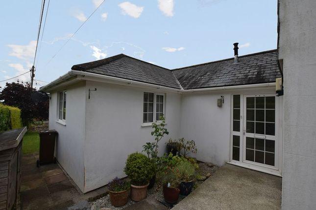 Thumbnail Semi-detached bungalow to rent in The Elms, Hatt, Saltash