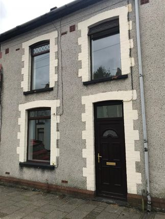 3 bed terraced house to rent in Treharne Street, Cwmparc, Treorchy CF42