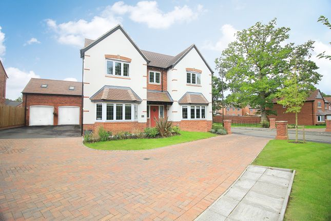 Thumbnail Detached house for sale in Beech Lane, Shirley, Solihull