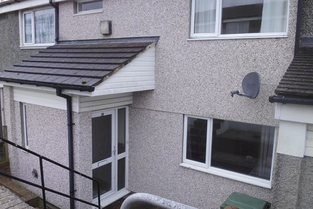 Thumbnail Terraced house to rent in Clifford Close, Plymouth