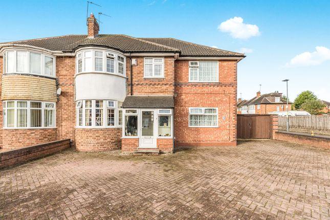 Thumbnail Semi-detached house for sale in Sheldonfield Road, Sheldon, Birmingham