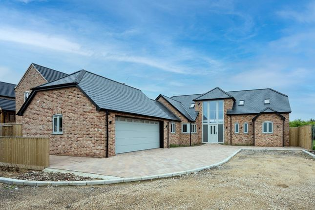 Detached house for sale in Lucky Lane, Walpole St. Andrew, Wisbech