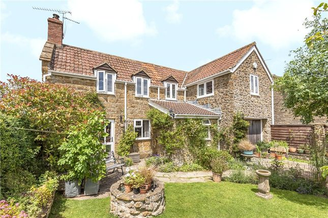 Thumbnail Detached house for sale in Dowlish Wake, Ilminster, Somerset