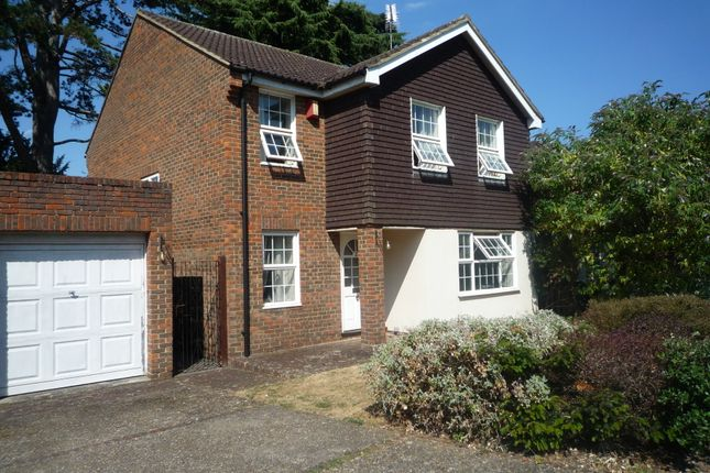 Thumbnail Detached house to rent in Lancaster Close, Reading