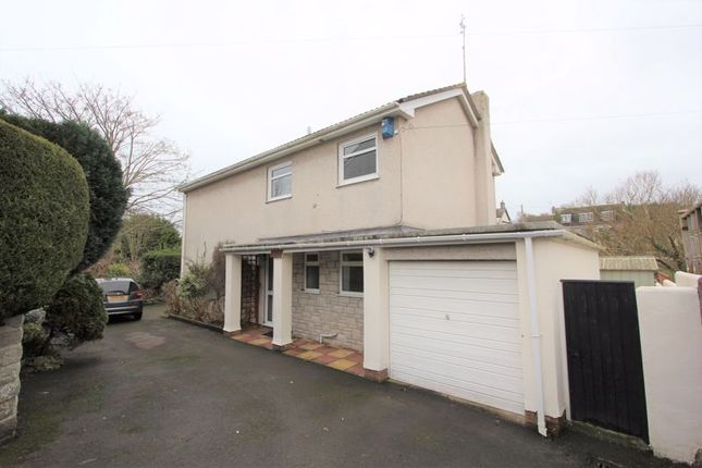 Thumbnail Detached house for sale in Flush Meadow, Llantwit Major