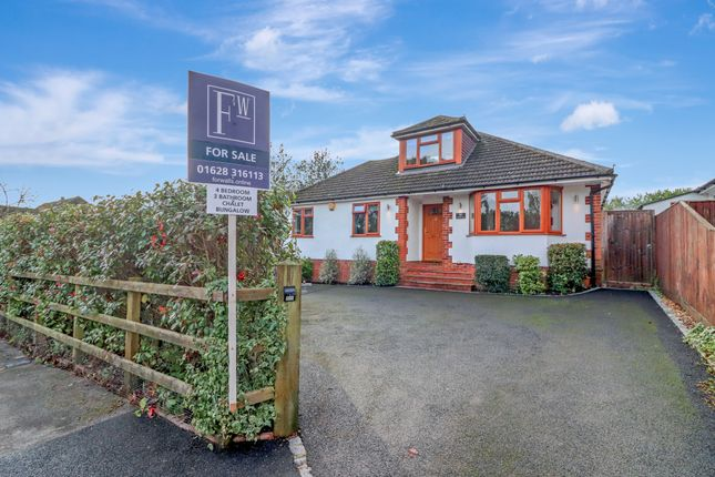 4 bed detached bungalow for sale in The Lagger, Chalfont St.Giles HP8