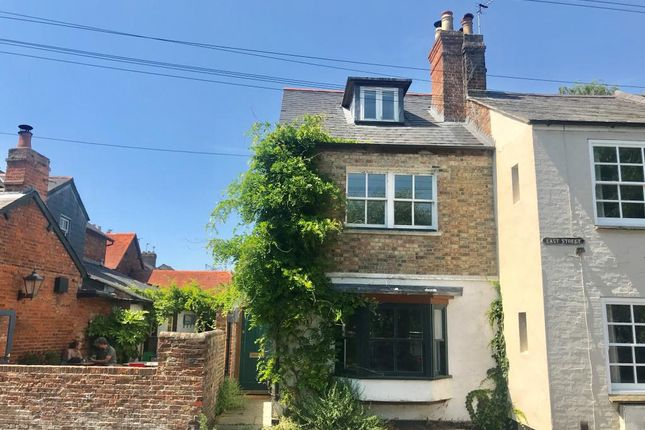 Thumbnail Terraced house for sale in East Street, Osney Island