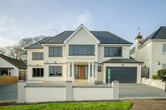 Thumbnail Detached house for sale in Broadgates Avenue, Hadley Wood