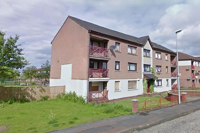 Thumbnail Flat for sale in 21, Columba Crescent, Forgewood, Motherwell ML13Xu