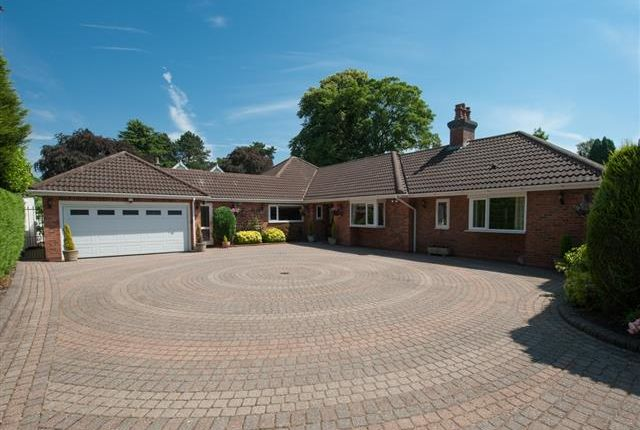 Thumbnail Detached bungalow for sale in Streetly Lane, Four Oaks, Sutton Coldfield