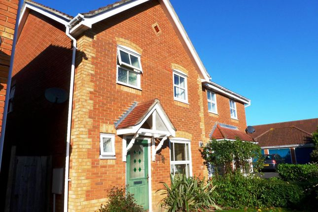 Thumbnail Semi-detached house to rent in Seagrim Road, Bournemouth