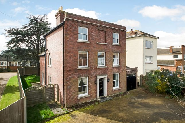 Thumbnail Detached house for sale in Priory Road, Gosport