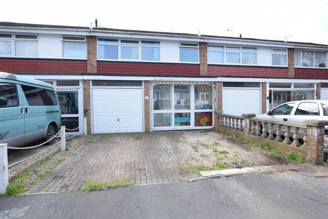 Thumbnail Terraced house for sale in Hermitage Close, Shirehampton, Bristol