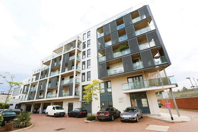 Thumbnail Flat to rent in Dairy Close, London