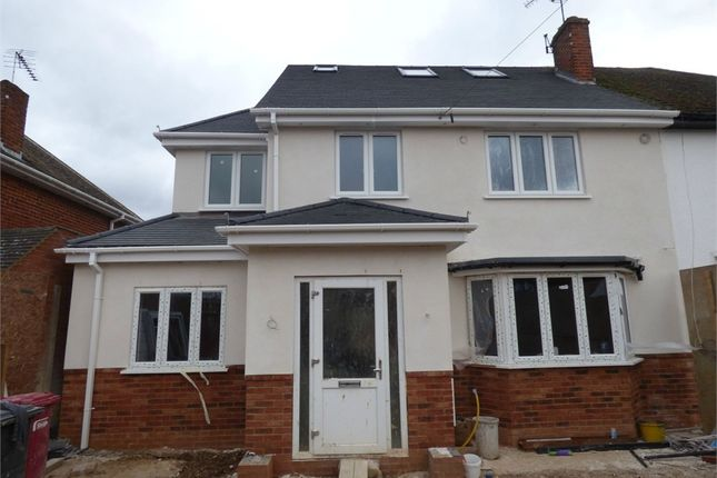 Thumbnail Semi-detached house for sale in Castleview Road, Langley, Berkshire
