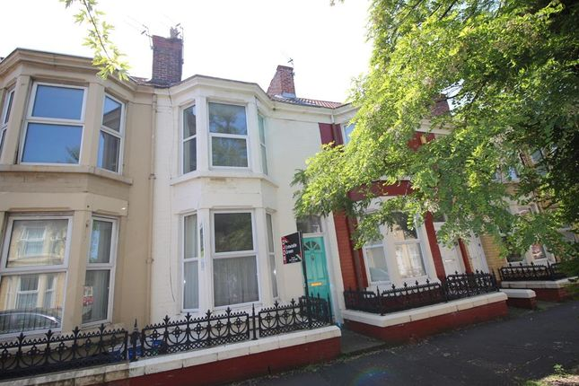 Thumbnail Terraced house to rent in Edinburgh Road, Kensington, Liverpool