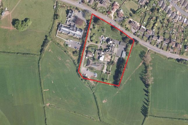 Thumbnail Land for sale in Periton Road, Minehead