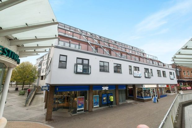 2 bed flat to rent in Wote Street, Basingstoke
